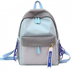Fresh School Bag Waterproof Large Oxford Student Girl Backpack