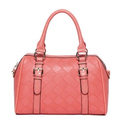 Fashion Quilted Embossed Handbag & Shoulder Bag