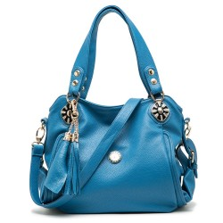 Fashion Tassels Rhinestone Shoulder Bag&Handbag