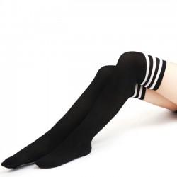 Sweet Transparent Net Mesh Lingerie Sport Girl's Stockings