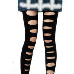 New Punk Style Hole Leggings/Pantyhose