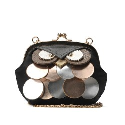 Lovely Cartoon Owl Mini Shoulder Bag