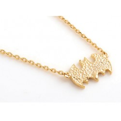 Personalized Fashion Cute Bat Necklaces