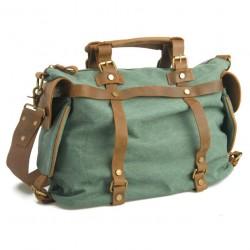 Large Capacity Leisure Traveling Cavas Shoulder Bags