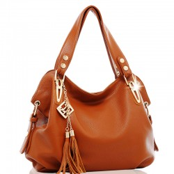Noble Leisure Tassel Handbag & Shoulder Bag