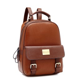 Retro Elegant Girl College Backpack