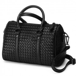 Simple Weave Women Handbag Crossbody Bag Shoulder Bag