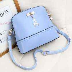 Solid Multifunctional Cute Fawn Fashion Shoulder Bags