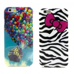 Lovely Balloon Bow TPU Iphone 6 Plus Case