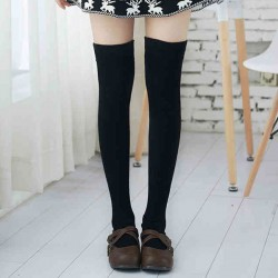 New College Style Cotton Tube Socks Stockings
