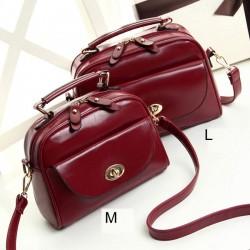 Original Solid Summer Fashion  Shoulder Bag Handbag