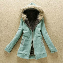 Slim Thick Cotton Wool Jacket Winter Coat