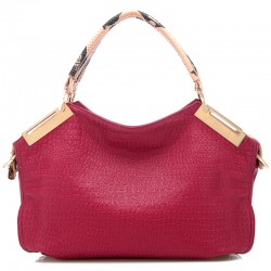 Nice Elegant Crocodile Printed Shoulder Bag&Handbag