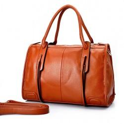 Fashion Leisure Simple Handbag &Shoulder Bag
