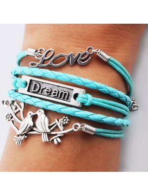 Pure Love Bird Dream Bracelets