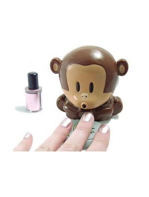 Funny Blow Monkey Nail Drier