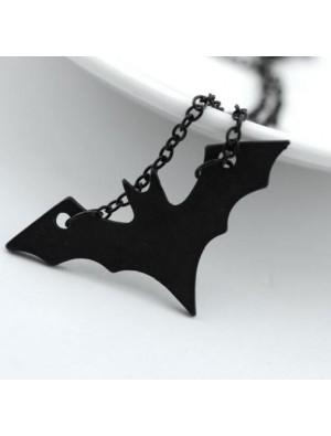 Dark Knight Batman Long Necklace