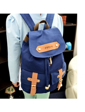 Retro College Style Cute Backpacks