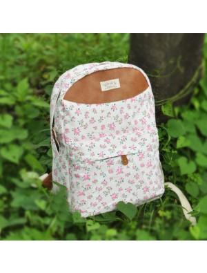 Fresh Sweet Floral Print Backpack