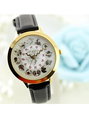 Creative 12 Constellation Watch