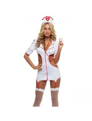 Sexy Cosplay Nurse Uniform Women Intimate Lingerie