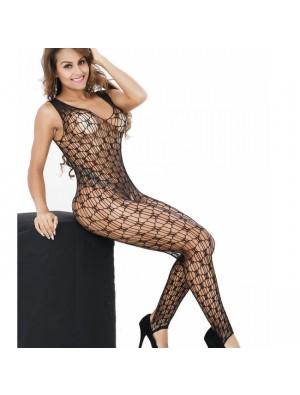 Sexy Women's See Through Fishnet Stockings Underwear Lingerie