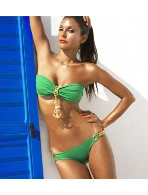 Hot Sexy Anchor Chain Bikini & Swimsuit