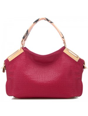 Nice Elegant Crocodile Printed Shoulder Bag&Handbag