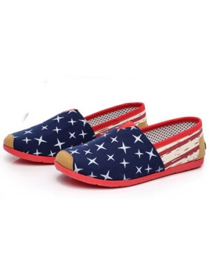 Casual Style Canvas Lazy Breathable Shoes