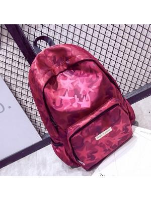 Leisure Shining Star Large School Bag Travel Casual Waterproof Backpack