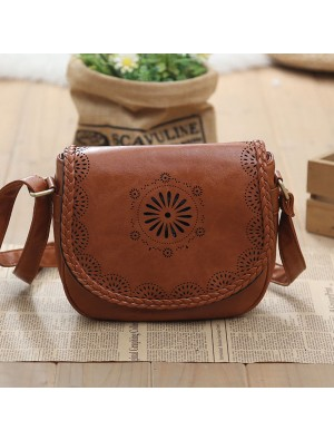 Fresh Hollow College Messenger Bag Shoulder Bag