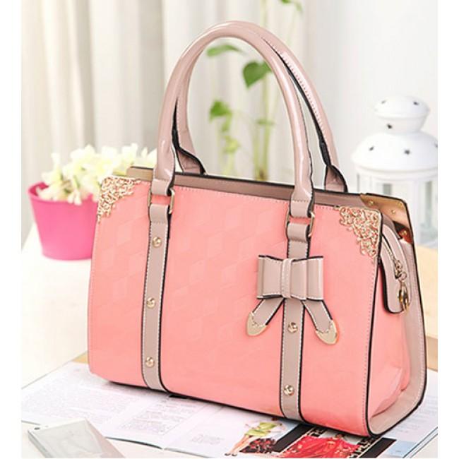 Elegant Polish Bow Lace Handbag | Fashion Handbags | Fashion Bags ...
