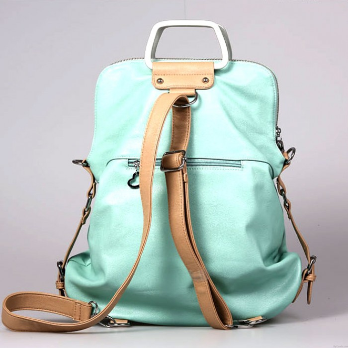 Unique Fresh Multifunction Backpack & Handbag & Shoulder Bag