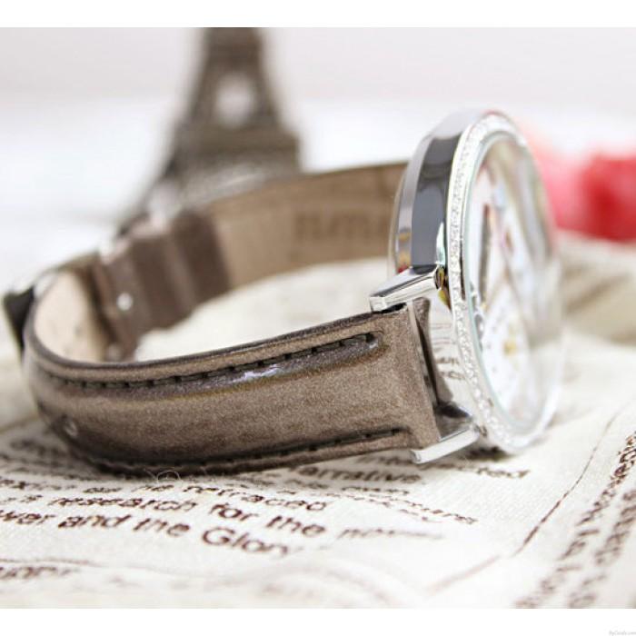 Cartoon Camera Notebook Polymer Clay Watch