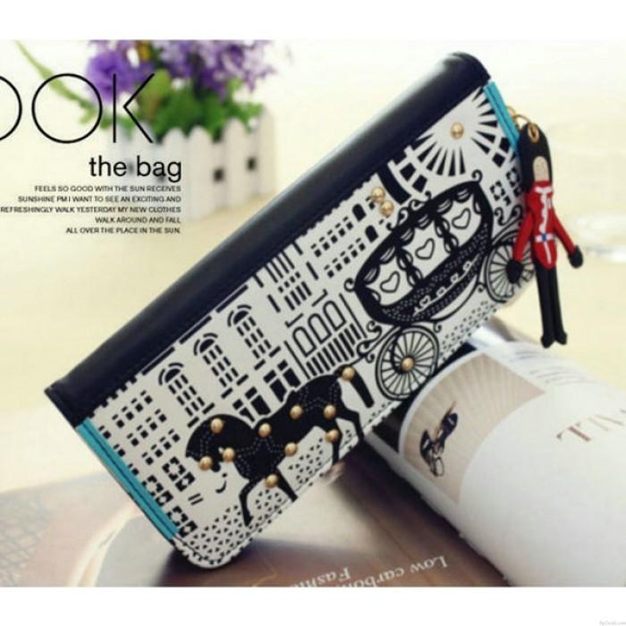 New Fashion Original  Carriage Clutch Bag& Wallet