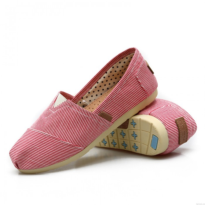 Summer Influx Casual Canvas Lazy Shoes