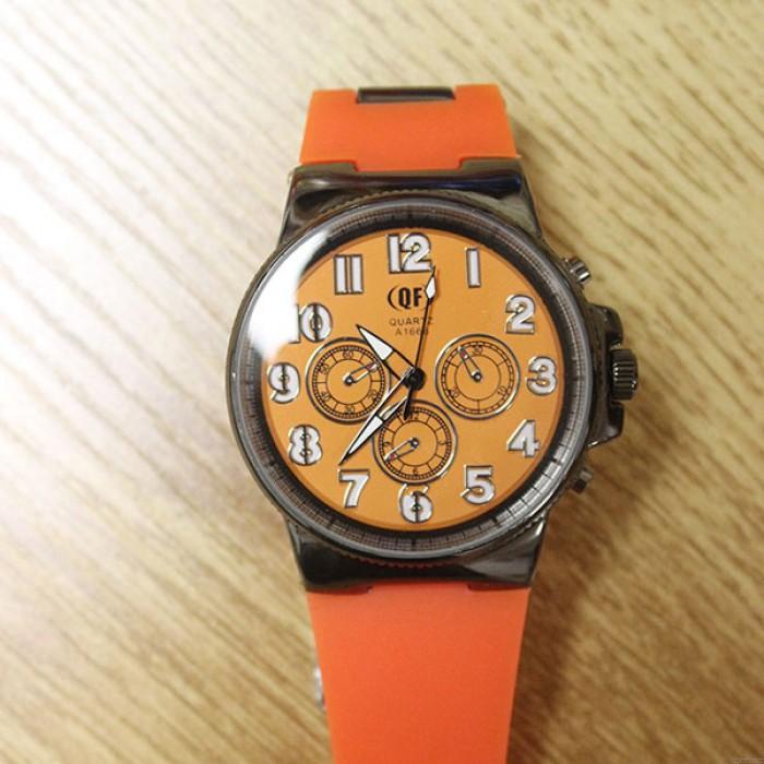 Unique Luminous Silicone Student Quartz Watch