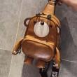 Mignon dessin animé ours forme multi-fonction dame PU Messenger sacs sac à bandoulière