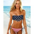 New Sexy Tassel USA Flag Bikinis