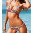 Sexy Bohemian Printing Sling Bikinis