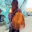 Mode Célébrité Tassel & Sac à dos Sac de voyage