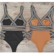 Sexy Bandage Bikini Set Push Up Swimsuit Sport Bathing Suit
