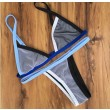 Sexy Mesh Thongs Swimsuit Summer Bikini Swimwear Bathingsuit