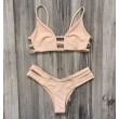 Pink Babdage Swimsuit Sexy Bikini Swimwear Bathingsuit