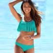 Maillot de bain creux sexy bikini pour femmes