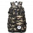 New Oxford Brass Middle Cartable Grand sac à dos sport camouflage extérieur Sac à dos de voyage