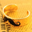 Bracelet Punk Avanti Beard Or