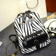 Loisirs Mode Zebra multifonction College à dos