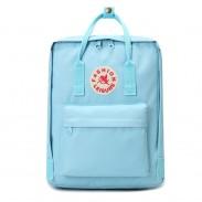 Sac de livre résistant à l'eau carré de logo de loisirs pour le sac à dos d'étudiant de sac d'école d'université d'adolescent