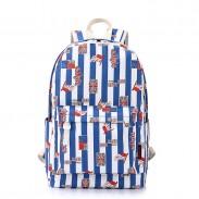 frais au Royaume-Uni anglais Drapeau Stripes Computer Bag Sac de voyage Collège à dos